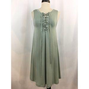 NWT • seafoam green dress • Wishlist •